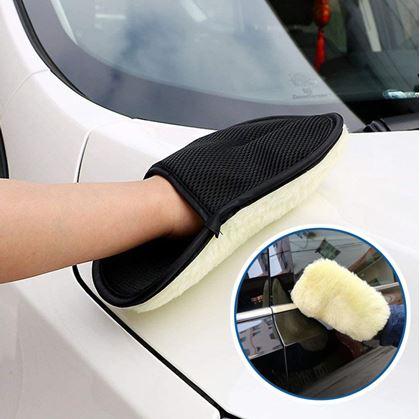 Rukavice na mytí auta
