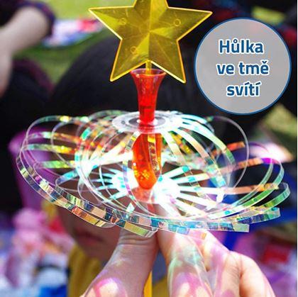 Hůlka bublinová