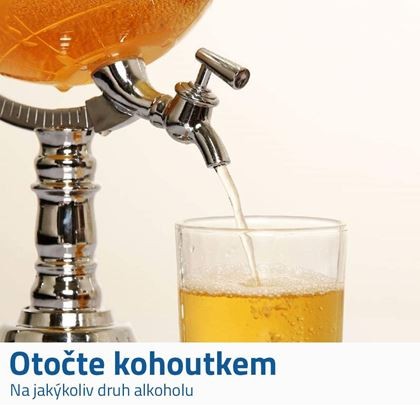 Pumpa na alkohol