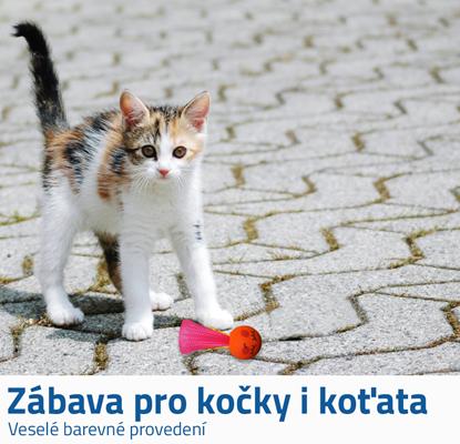 Míček kočičí