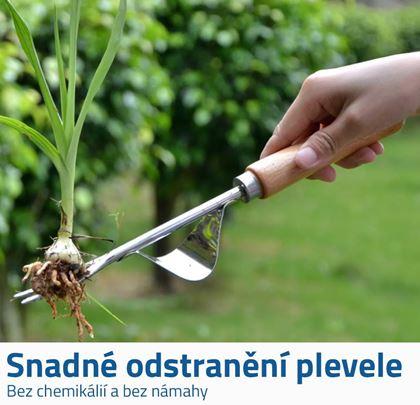 Vytrhávač plevele