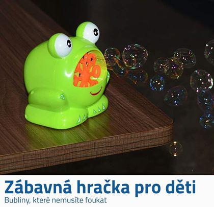Žabák bublifuk