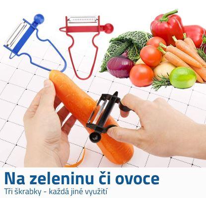 Okrajování zeleniny