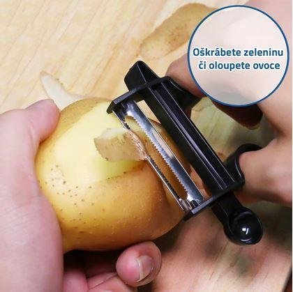 Škrabka na brambory