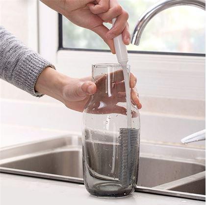 kartáč na mytí sklenic