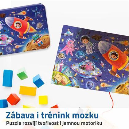 dětské puzzle pro nejmenší