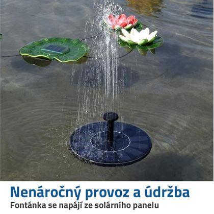 fontana solarni