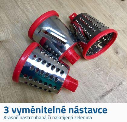 Multifunkční struhadlo