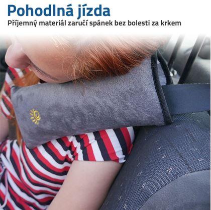 dětský cestovní polštář