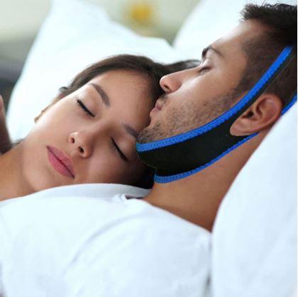Obličejová maska na spaní