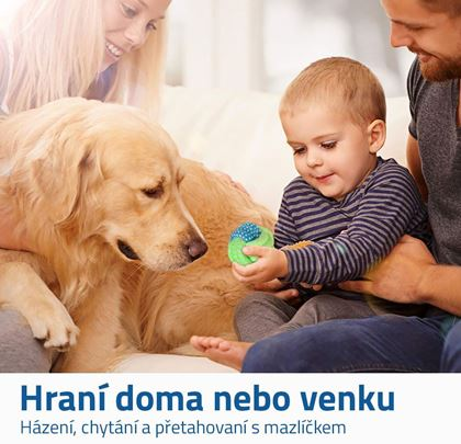Sada hraček pro psy