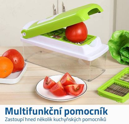 Krajec na ovoce a zeleninu