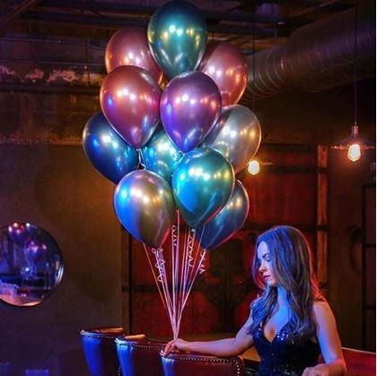 balónky na oslavu