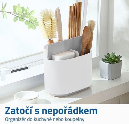 Pořadač do kuchyně/koupelny