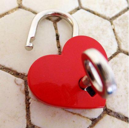 Zámek s klíčem