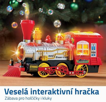 Obrázek Bublinková mašinka