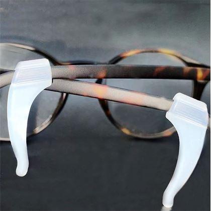 Zarážky k brýlím